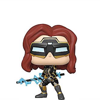Funko Pop Marvel Avengers Game Gamerverse 630 Black Widow Stark Tech Suit