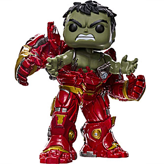 Funko Pop Hulk Figures