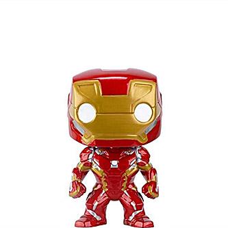 Funko Pop Marvel Captain America Civil War 126 Iron Man