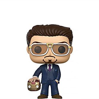 Funko Pop Marvel Spider-Man Homecoming 225 Tony Stark