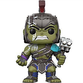 Funko Pop Marvel Thor Ragnarok 241 Hulk Gladiator with Helmet