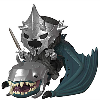 Funko Pop Rides The Lord of the RIngs 63 Witch King on Fellbeast