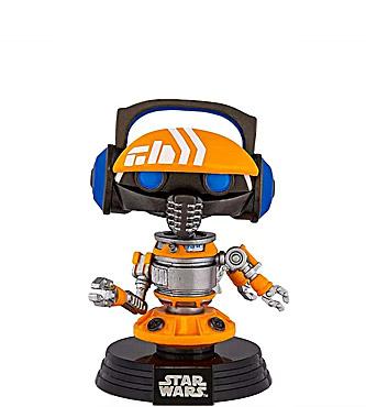 Funko Pop Star Wars Galaxys Edge 301 DJ R3X