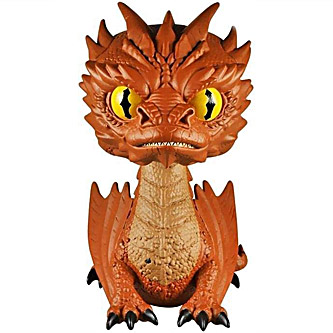 Funko Pop The Hobbit 124 Smaug the Dragon