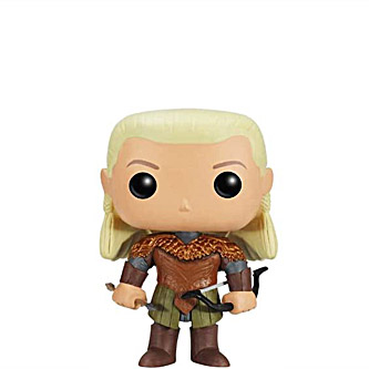 Funko Pop The Hobbit 46 Legolas Greenleaf