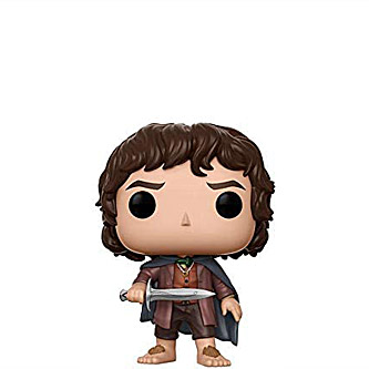 Funko Pop The Lord of the Rings 444 Frodo Baggins