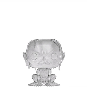Funko Pop The Lord of the Rings 535 Gollum Invisible
