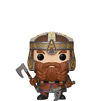 Funko Pop The Lord of the Rings 629 Gimli
