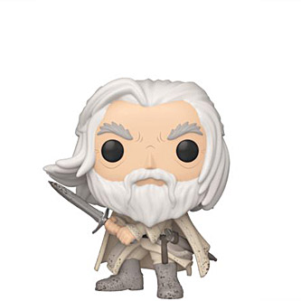 Funko Pop The Lord of the Rings 845 Gandalf the White