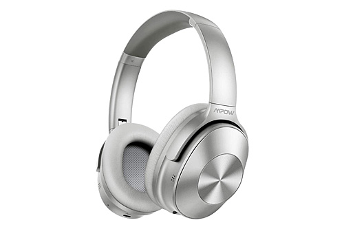 Mpow H12 ANC Headphones Silver