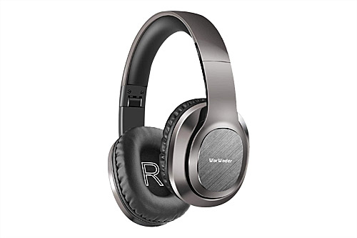 WorWoder W-915 Headphones Grey