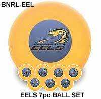 "2"" ARAMITH NRL CLUB LOGO BALL SETS - Parramatta Eels"