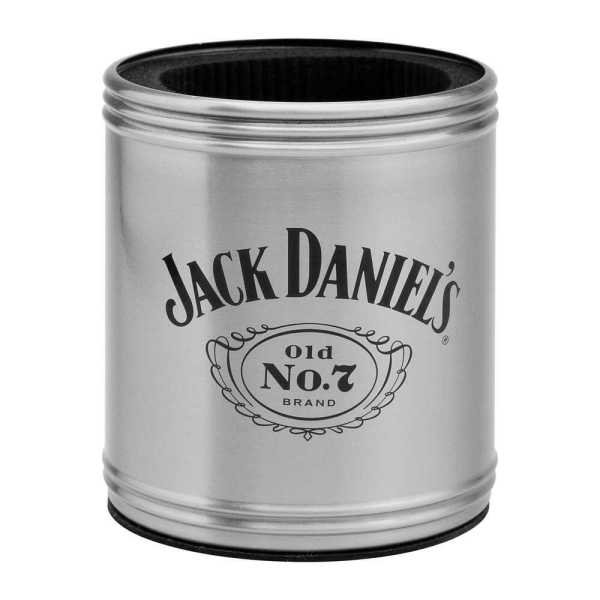 JACK DANIEL'S - CAN COOLER - STAINLESS STEEL