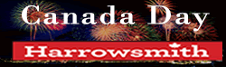 Harrowsmith Canada Day