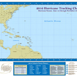 picture about Printable Hurricane Tracking Maps called √ Hurricane Monitoring Chart 2018 printable hurricane