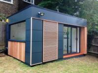 A Garden Office gives private space to work from home