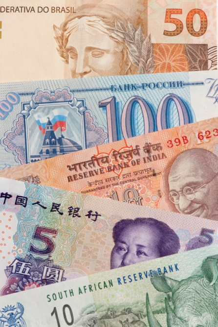 BRIC Countries currency