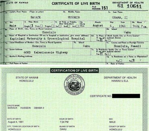 How Do I obtain a New Birth Certificate?