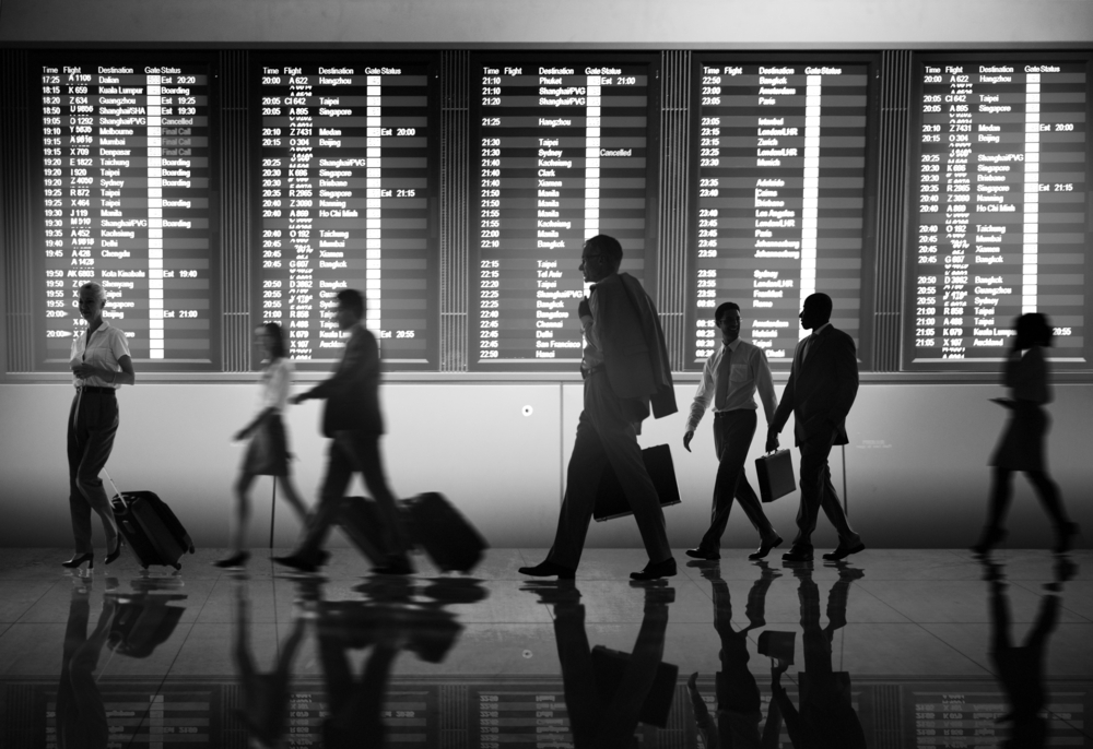 planning business travel