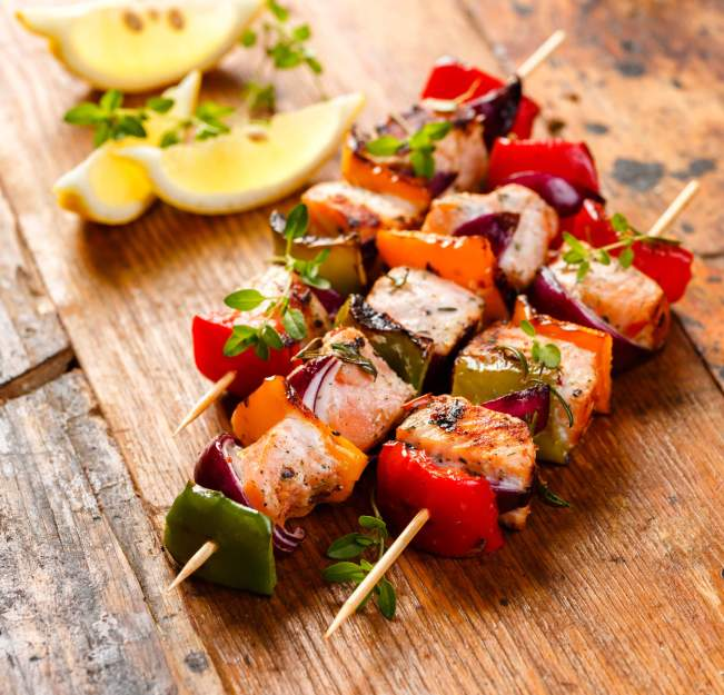 popular russian food dishes shashlik