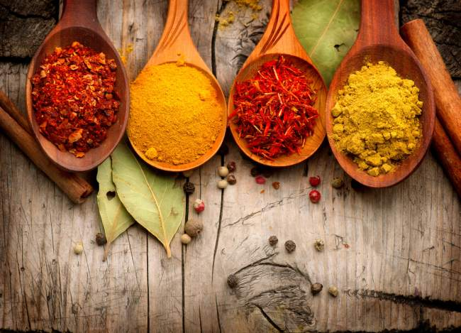 things to buy in india spices