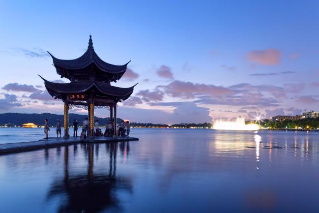 best places to visit in china hangzhou
