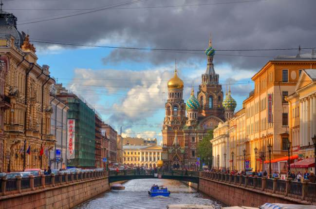 best places to visit in russia st petersburg
