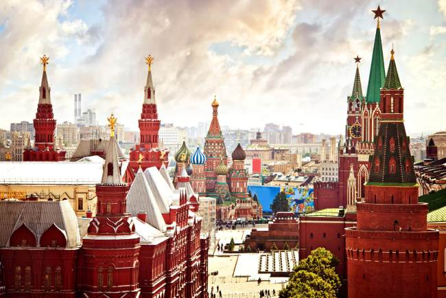 best places to visit in russia moscow