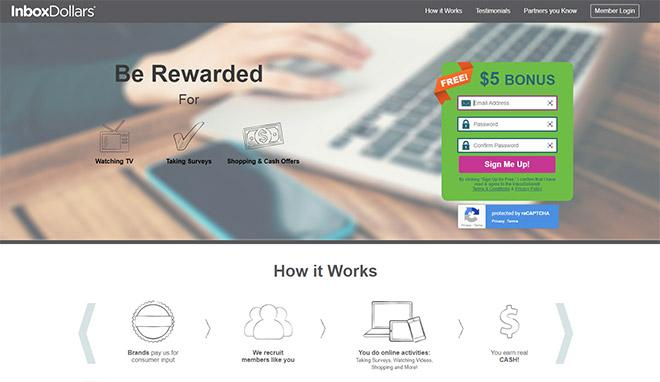 Top survey sites that pay cash - InboxDollars