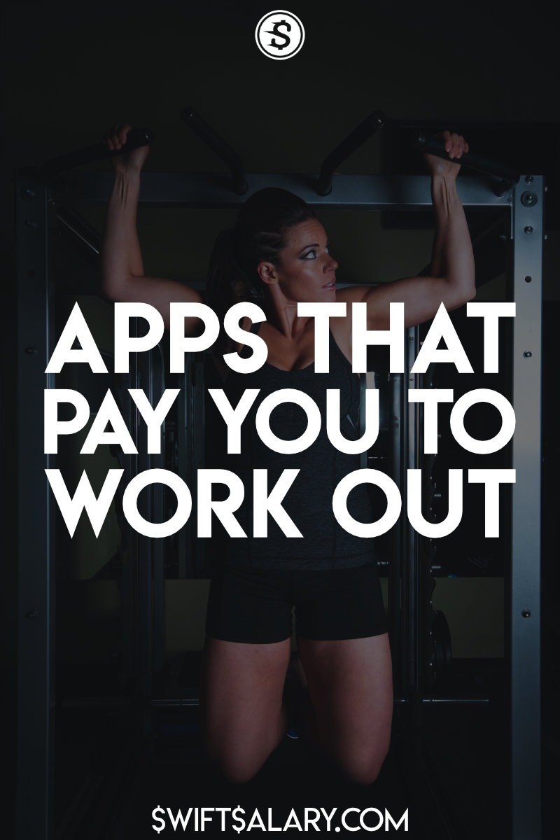 Apps that pay you to work out
