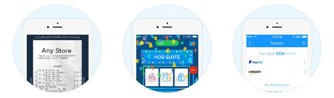 ReceiptHog apps that pay you to shop
