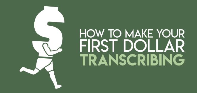 Make money transcribing