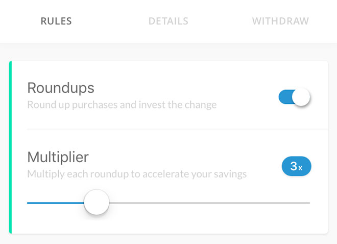 Mylo roundup rules and multipliers