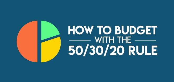 50/30/20 Rule Budget Thumbnail
