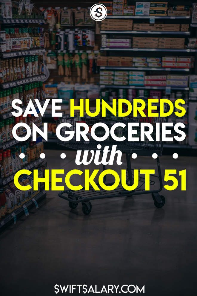 Looking to slim your grocery budget? Check out this Checkout 51 review! This app is phenomenal, it has the best offers, and tons of cash back opportunities. It's so easy to save money on groceries with Checkout 51.