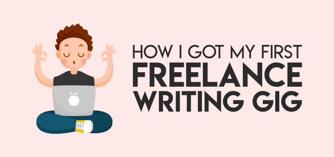 How I Found My First Freelance Writing Job