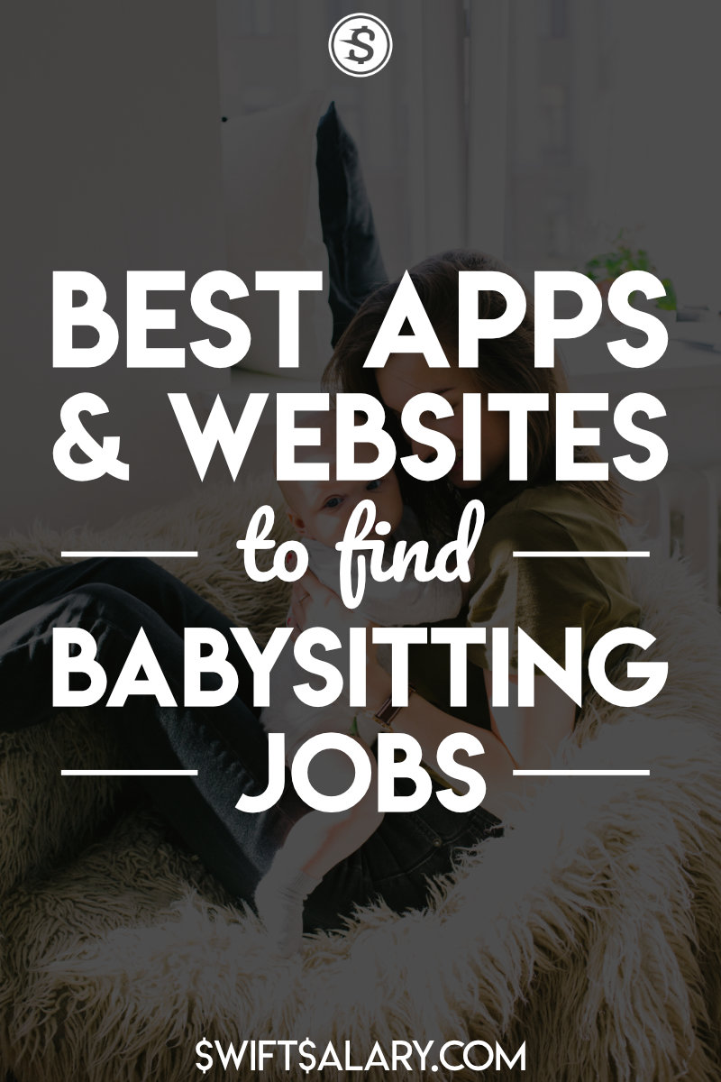 Best babysitting job apps and websites to find babysitting jobs