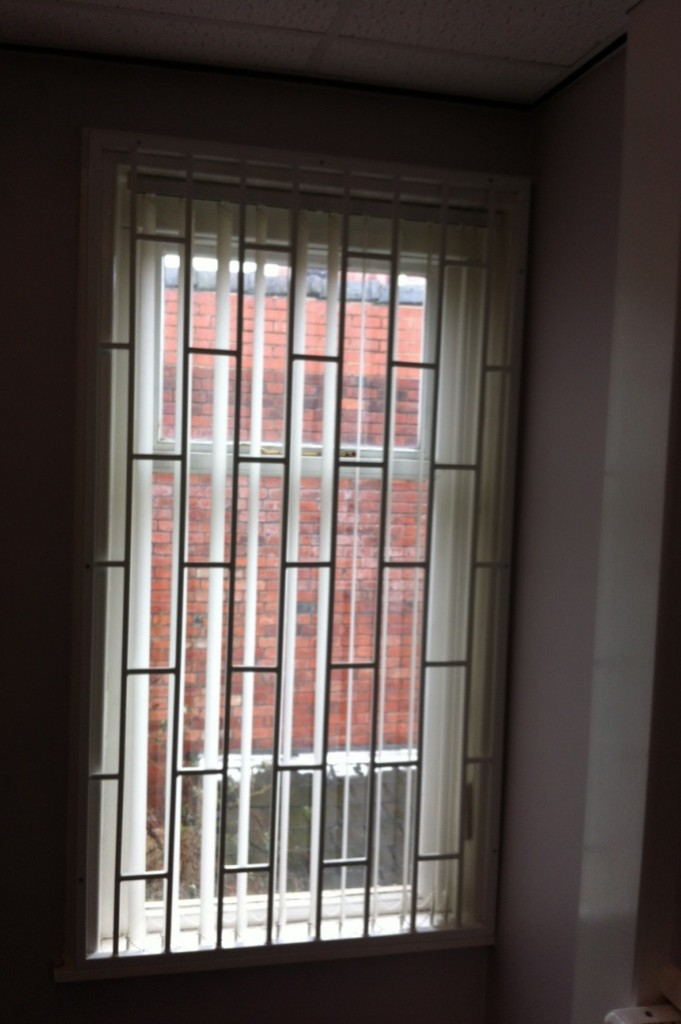Brick Pattern Window Grilles Rochdale Oldham Bury