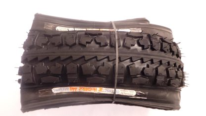 """SwiftTire 26"""" x 2.00"""" Tire & Tube Combo - Made by Panaracer"""