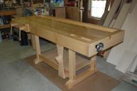 woodworkers bench vice  plansdownload
