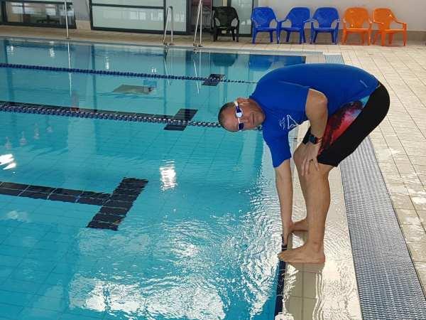 Swimming Dive Swim West 7 - Technique
