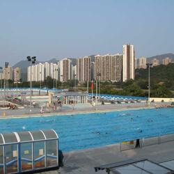 沙田賽馬會游泳池   卓越游泳會游泳班上課地點