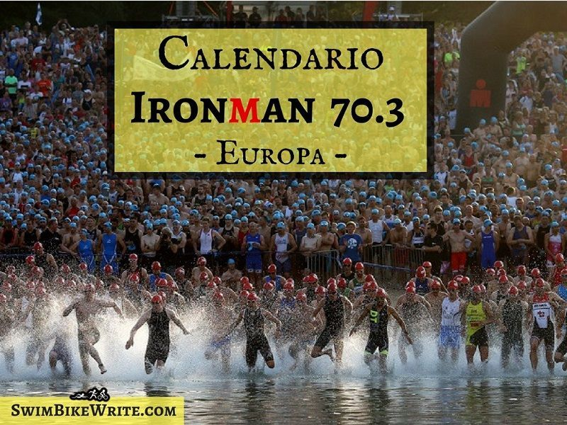 Calendario Medio Ironman 70.3
