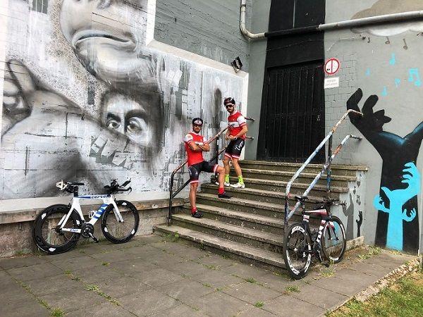 Ironman Frankfurt Los Caseras