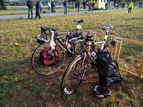 Primer triatlon