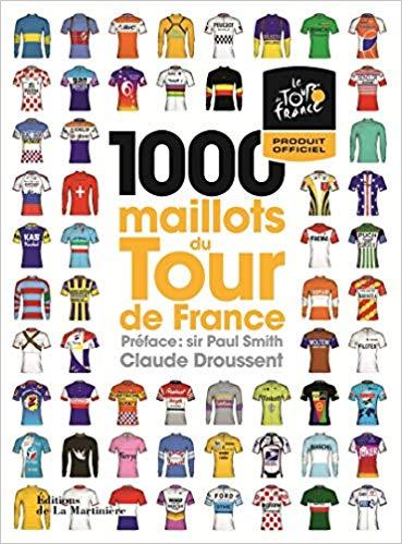 1000 maillots del tour de francia