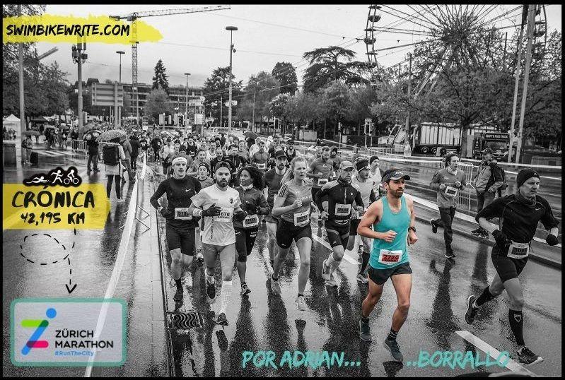 Maraton Zurich Adrian Borrallo