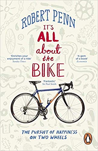 It's all about the bike libro
