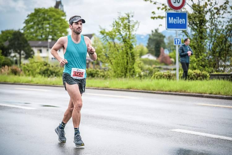 despues de una media maraton