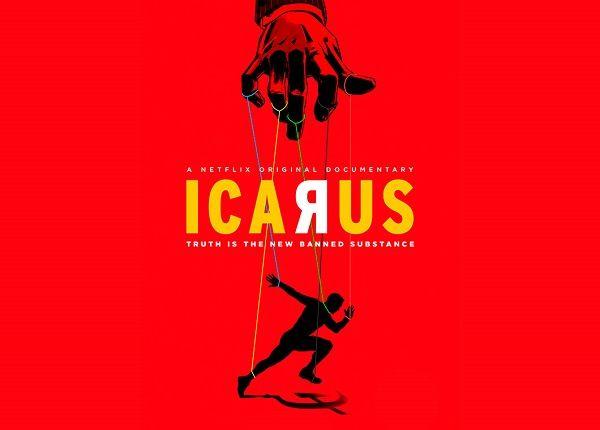 películas para disfrutar del ciclismo Icarus
